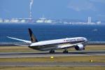 ひこ☆さんが、中部国際空港で撮影したシンガポール航空 787-10の航空フォト(写真)