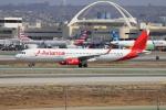sumihan_2010さんが、ロサンゼルス国際空港で撮影したアビアンカ航空 A321-231の航空フォト(写真)