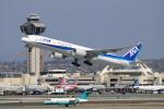 sumihan_2010さんが、ロサンゼルス国際空港で撮影した全日空 777-381/ERの航空フォト(写真)