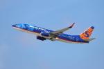sumihan_2010さんが、ロサンゼルス国際空港で撮影したサンカントリー・エアラインズ 737-8K2の航空フォト(写真)