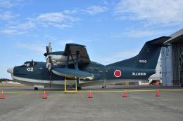 sepia2016さんが、下総航空基地で撮影した海上自衛隊 US-2の航空フォト(飛行機 写真・画像)