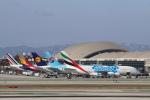 sumihan_2010さんが、ロサンゼルス国際空港で撮影したエミレーツ航空 A380-861の航空フォト(写真)