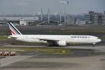 Izumixさんが、羽田空港で撮影したエールフランス航空 777-328/ERの航空フォト(写真)