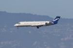 sumihan_2010さんが、サンフランシスコ国際空港で撮影したスカイウエスト CL-600-2B19 Regional Jet CRJ-200ERの航空フォト(写真)