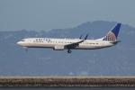sumihan_2010さんが、サンフランシスコ国際空港で撮影したユナイテッド航空 737-924/ERの航空フォト(写真)