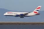 sumihan_2010さんが、サンフランシスコ国際空港で撮影したブリティッシュ・エアウェイズ A380-841の航空フォト(写真)