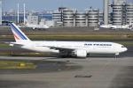 Izumixさんが、羽田空港で撮影したエールフランス航空 777-228/ERの航空フォト(写真)