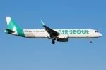 soranchuさんが、福岡空港で撮影したエアソウル A321-231の航空フォト(写真)