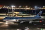 kikiさんが、羽田空港で撮影した大韓航空 747-4B5の航空フォト(写真)