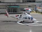 flyflygoさんが、オートポリスで撮影した鹿児島国際航空 A109E Powerの航空フォト(写真)