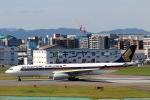 funi9280さんが、福岡空港で撮影したシンガポール航空 A330-343Xの航空フォト(写真)