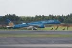pringlesさんが、成田国際空港で撮影したベトナム航空 A350-941XWBの航空フォト(写真)