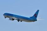 @あきやんさんが、小松空港で撮影した大韓航空 737-9B5の航空フォト(写真)