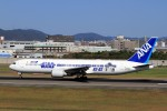 T.Sazenさんが、伊丹空港で撮影した全日空 767-381/ERの航空フォト(写真)