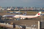 Rsaさんが、羽田空港で撮影した航空自衛隊 777-3SB/ERの航空フォト(写真)