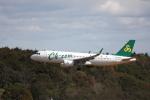 ATOMさんが、新千歳空港で撮影した春秋航空 A320-214の航空フォト(写真)