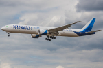 Tomo-Papaさんが、ロンドン・ヒースロー空港で撮影したクウェート航空 777-369/ERの航空フォト(写真)
