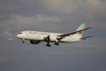 ☆ライダーさんが、成田国際空港で撮影したエア・カナダ 787-8 Dreamlinerの航空フォト(写真)