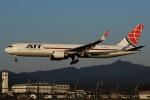 =JAかみんD=さんが、横田基地で撮影したエア・トランスポート・インターナショナル 767-323/ER(BDSF)の航空フォト(写真)
