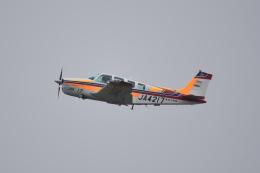 kumagorouさんが、宮崎空港で撮影した航空大学校 A36 Bonanza 36の航空フォト(飛行機 写真・画像)
