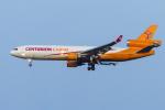 mameshibaさんが、成田国際空港で撮影したセンチュリオン・エアカーゴ MD-11Fの航空フォト(写真)