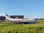 Guwapoさんが、クラーク国際空港で撮影したメット・エア 737-348(QC)の航空フォト(写真)