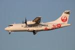 水月さんが、伊丹空港で撮影した日本エアコミューター ATR-42-600の航空フォト(写真)