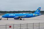 zettaishinさんが、ブラッドレー国際空港で撮影したジェットブルー A320-232の航空フォト(写真)