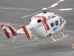 yamahigashiさんが、名古屋飛行場で撮影したカワサキヘリコプタシステム BK117C-1の航空フォト(写真)