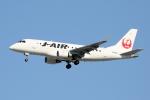 徳兵衛さんが、伊丹空港で撮影したジェイ・エア ERJ-170-100 (ERJ-170STD)の航空フォト(写真)