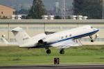 yabyanさんが、名古屋飛行場で撮影した航空自衛隊 U-4 Gulfstream IV (G-IV-MPA)の航空フォト(写真)