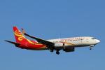 funi9280さんが、新千歳空港で撮影した海南航空 737-84Pの航空フォト(飛行機 写真・画像)