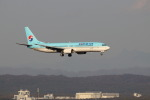 funi9280さんが、新千歳空港で撮影した大韓航空 737-9B5の航空フォト(写真)