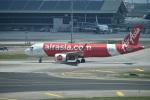たっしーさんが、クアラルンプール国際空港で撮影したエアアジア A320-251Nの航空フォト(写真)