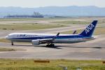 徳兵衛さんが、関西国際空港で撮影した全日空 767-381/ERの航空フォト(写真)