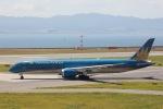 OS52さんが、関西国際空港で撮影したベトナム航空 787-9の航空フォト(写真)
