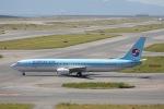 OS52さんが、関西国際空港で撮影した大韓航空 737-9B5の航空フォト(写真)