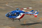 なごやんさんが、名古屋飛行場で撮影した大分県防災航空隊 BK117C-2の航空フォト(写真)