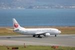 OS52さんが、関西国際空港で撮影した日本トランスオーシャン航空 737-446の航空フォト(写真)