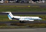 garrettさんが、羽田空港で撮影した海上保安庁 G-V Gulfstream Vの航空フォト(写真)