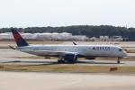 MA~RUさんが、成田国際空港で撮影したデルタ航空 A350-941XWBの航空フォト(写真)