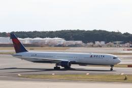 MA~RUさんが、成田国際空港で撮影したデルタ航空 767-432/ERの航空フォト(飛行機 写真・画像)