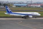 kumagorouさんが、宮崎空港で撮影した全日空 A320-211の航空フォト(飛行機 写真・画像)