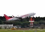 鈴鹿@風さんが、成田国際空港で撮影したイースター航空 737-8Q8の航空フォト(写真)