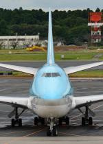 鈴鹿@風さんが、成田国際空港で撮影した大韓航空 747-4B5の航空フォト(写真)