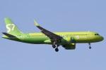 camelliaさんが、成田国際空港で撮影したS7航空 A320-271Nの航空フォト(写真)