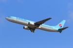 noriphotoさんが、新千歳空港で撮影した大韓航空 737-9B5の航空フォト(写真)
