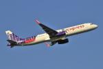 Orange linerさんが、成田国際空港で撮影した香港エクスプレス A321-231の航空フォト(写真)