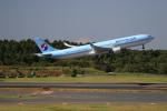 ☆ライダーさんが、成田国際空港で撮影した大韓航空 A330-322の航空フォト(写真)