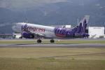 delsole7さんが、熊本空港 - Kumamoto Airport [KMJ/RJFT]で撮影した香港エクスプレス A321-231の航空フォト(写真)